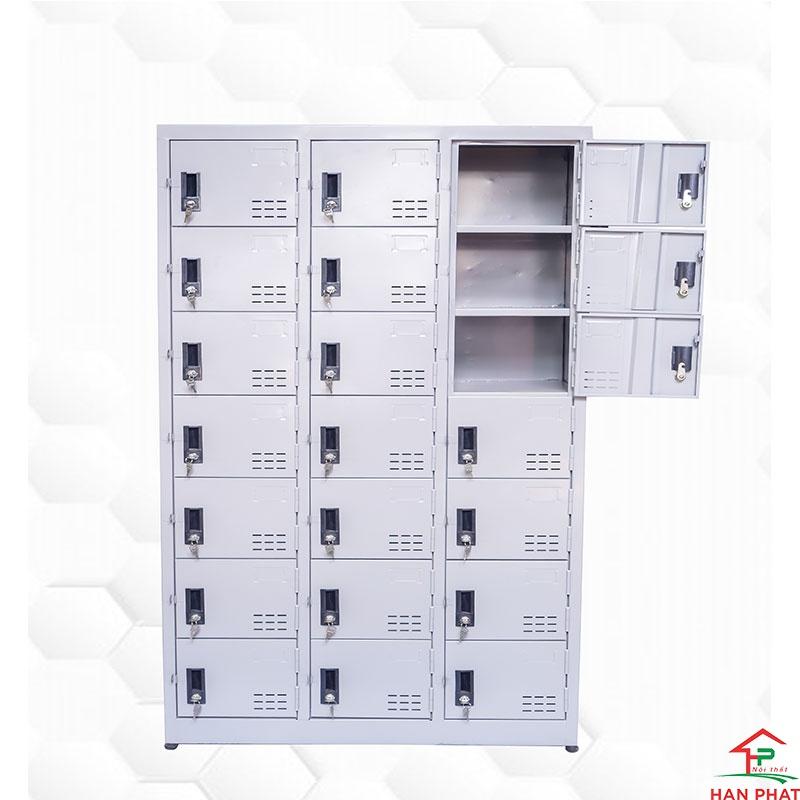 Tủ locker 21 cánh